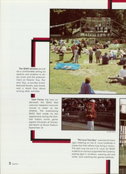 Page 6, 1986 Edition, Southeast Missouri State University - Sagamore Yearbook (Cape Girardeau, MO) online yearbook collection