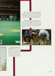 Page 9, 1986 Edition, Southeast Missouri State University - Sagamore Yearbook (Cape Girardeau, MO) online yearbook collection