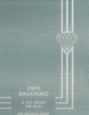 1988 Edition, Southeast Missouri State University - Sagamore Yearbook (Cape Girardeau, MO)