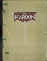 1920 Edition, John A Johnson High School - Maroon Yearbook (St Paul, MN)