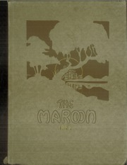 1922 Edition, John A Johnson High School - Maroon Yearbook (St Paul, MN)