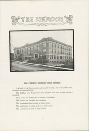 Page 15, 1922 Edition, John A Johnson High School - Maroon Yearbook (St Paul, MN) online yearbook collection