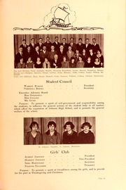 Page 73, 1925 Edition, John A Johnson High School - Maroon Yearbook (St Paul, MN) online yearbook collection