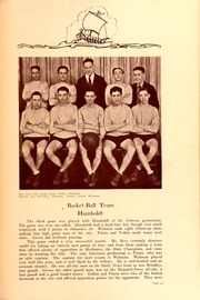 Page 85, 1925 Edition, John A Johnson High School - Maroon Yearbook (St Paul, MN) online yearbook collection
