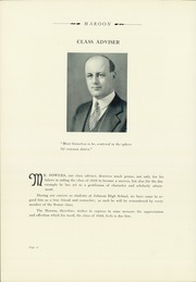 Page 14, 1928 Edition, John A Johnson High School - Maroon Yearbook (St Paul, MN) online yearbook collection