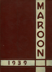 Page 1, 1939 Edition, John A Johnson High School - Maroon Yearbook (St Paul, MN) online yearbook collection
