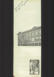 Page 5, 1939 Edition, John A Johnson High School - Maroon Yearbook (St Paul, MN) online yearbook collection