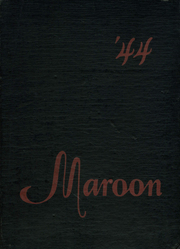 Page 1, 1944 Edition, John A Johnson High School - Maroon Yearbook (St Paul, MN) online yearbook collection