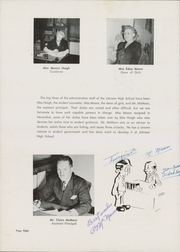 Page 12, 1947 Edition, John A Johnson High School - Maroon Yearbook (St Paul, MN) online yearbook collection