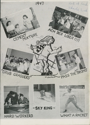 Page 7, 1947 Edition, John A Johnson High School - Maroon Yearbook (St Paul, MN) online yearbook collection