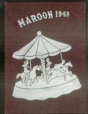 1949 Edition, John A Johnson High School - Maroon Yearbook (St Paul, MN)