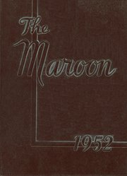 Page 1, 1952 Edition, John A Johnson High School - Maroon Yearbook (St Paul, MN) online yearbook collection