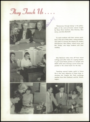 Page 10, 1952 Edition, John A Johnson High School - Maroon Yearbook (St Paul, MN) online yearbook collection