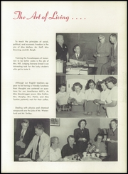 Page 11, 1952 Edition, John A Johnson High School - Maroon Yearbook (St Paul, MN) online yearbook collection