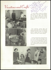 Page 12, 1952 Edition, John A Johnson High School - Maroon Yearbook (St Paul, MN) online yearbook collection