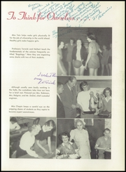 Page 13, 1952 Edition, John A Johnson High School - Maroon Yearbook (St Paul, MN) online yearbook collection