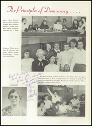 Page 17, 1952 Edition, John A Johnson High School - Maroon Yearbook (St Paul, MN) online yearbook collection