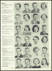 Page 15, 1953 Edition, John A Johnson High School - Maroon Yearbook (St Paul, MN) online yearbook collection