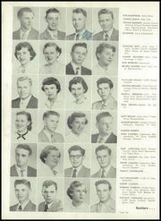 Page 16, 1953 Edition, John A Johnson High School - Maroon Yearbook (St Paul, MN) online yearbook collection
