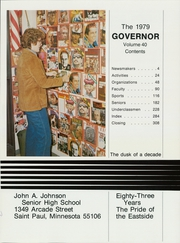 Page 5, 1981 Edition, John A Johnson High School - Maroon Yearbook (St Paul, MN) online yearbook collection