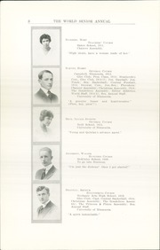 Page 14, 1915 Edition, Central High School - Cehisean Yearbook (St Paul, MN) online yearbook collection