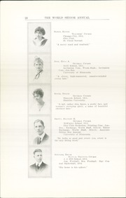 Page 16, 1915 Edition, Central High School - Cehisean Yearbook (St Paul, MN) online yearbook collection