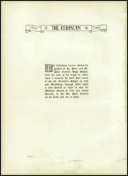 Page 12, 1922 Edition, Central High School - Cehisean Yearbook (St Paul, MN) online yearbook collection