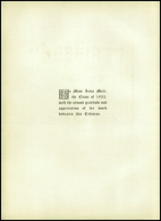 Page 6, 1922 Edition, Central High School - Cehisean Yearbook (St Paul, MN) online yearbook collection