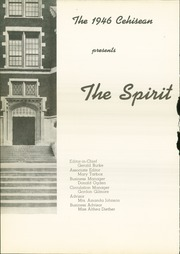 Page 6, 1946 Edition, Central High School - Cehisean Yearbook (St Paul, MN) online yearbook collection