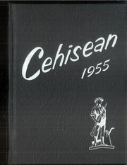 Page 1, 1955 Edition, Central High School - Cehisean Yearbook (St Paul, MN) online yearbook collection