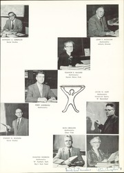 Page 13, 1955 Edition, Central High School - Cehisean Yearbook (St Paul, MN) online yearbook collection