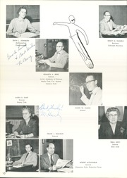 Page 14, 1955 Edition, Central High School - Cehisean Yearbook (St Paul, MN) online yearbook collection