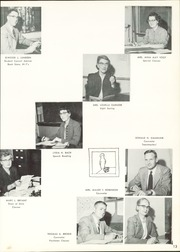 Page 17, 1955 Edition, Central High School - Cehisean Yearbook (St Paul, MN) online yearbook collection