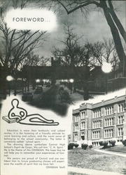 Page 6, 1955 Edition, Central High School - Cehisean Yearbook (St Paul, MN) online yearbook collection