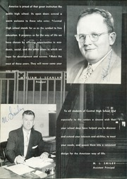 Page 8, 1955 Edition, Central High School - Cehisean Yearbook (St Paul, MN) online yearbook collection