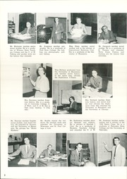 Page 12, 1957 Edition, Central High School - Cehisean Yearbook (St Paul, MN) online yearbook collection
