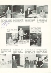 Page 13, 1957 Edition, Central High School - Cehisean Yearbook (St Paul, MN) online yearbook collection