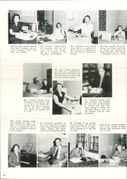 Page 14, 1957 Edition, Central High School - Cehisean Yearbook (St Paul, MN) online yearbook collection