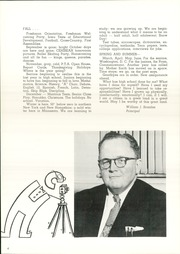 Page 8, 1957 Edition, Central High School - Cehisean Yearbook (St Paul, MN) online yearbook collection