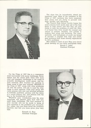 Page 9, 1957 Edition, Central High School - Cehisean Yearbook (St Paul, MN) online yearbook collection