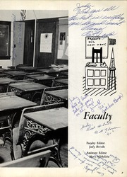 Page 11, 1961 Edition, Central High School - Cehisean Yearbook (St Paul, MN) online yearbook collection