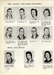 Page 16, 1961 Edition, Central High School - Cehisean Yearbook (St Paul, MN) online yearbook collection