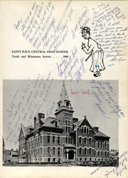 Page 5, 1961 Edition, Central High School - Cehisean Yearbook (St Paul, MN) online yearbook collection