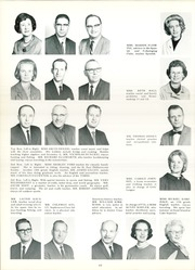 Page 14, 1966 Edition, Central High School - Cehisean Yearbook (St Paul, MN) online yearbook collection