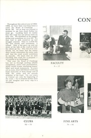 Page 8, 1966 Edition, Central High School - Cehisean Yearbook (St Paul, MN) online yearbook collection