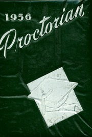 1956 Edition, Proctor High School - Proctorian Yearbook (Proctor, MN)