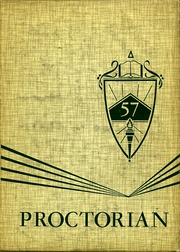 1957 Edition, Proctor High School - Proctorian Yearbook (Proctor, MN)