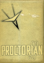 1958 Edition, Proctor High School - Proctorian Yearbook (Proctor, MN)