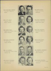 Page 11, 1946 Edition, North High School - Polaris Yearbook (North St Paul, MN) online yearbook collection