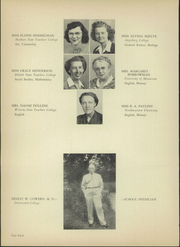 Page 12, 1946 Edition, North High School - Polaris Yearbook (North St Paul, MN) online yearbook collection